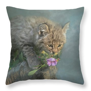 Little Wonders Throw Pillow