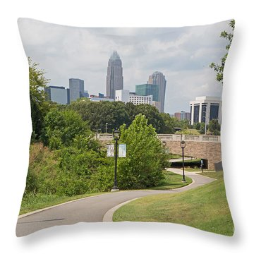 Livable Charlotte Throw Pillow