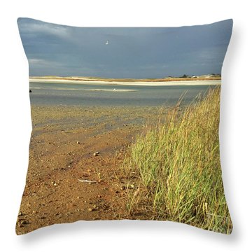 Throw Pillow featuring the photograph Live Each Day by Michelle Wiarda