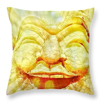 Live, Love, Laugh Throw Pillow