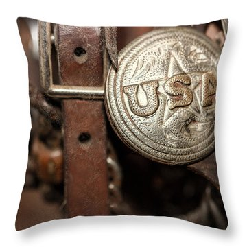 Live The Dream Throw Pillow