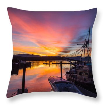 Live Your Dream Throw Pillow
