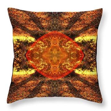 Living Light Throw Pillow
