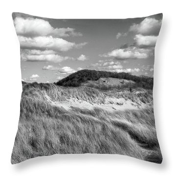 Living Off The Land Throw Pillow