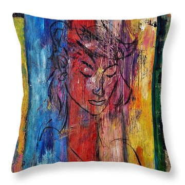 Lizbeth  Throw Pillow