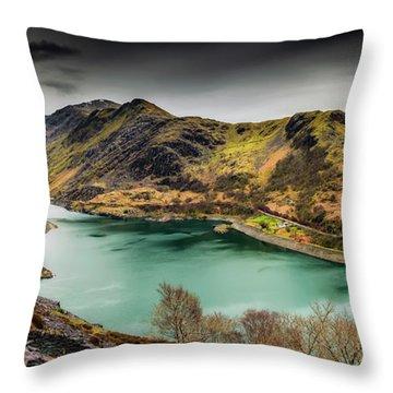 Snowdonia Throw Pillows