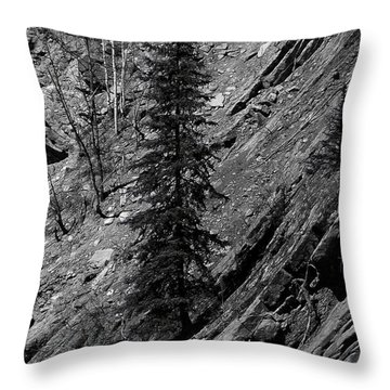 Throw Pillow featuring the digital art Location Location Location by Stuart Turnbull