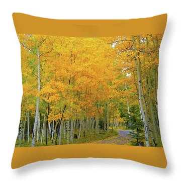 Lockett Meadow A Moment In Time Throw Pillow