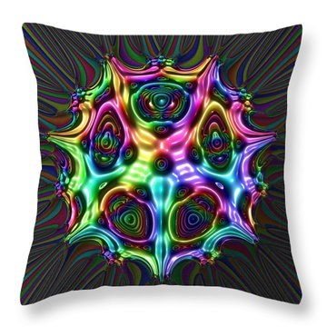Loevolmazz Throw Pillow