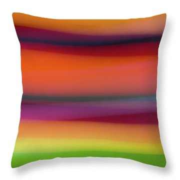Lollipop Nostalgia Throw Pillow
