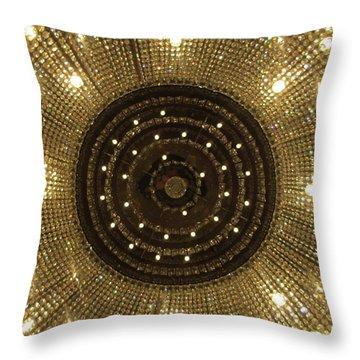 London Hilton Paddington 03 Throw Pillow