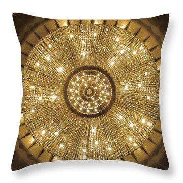 London Hilton Paddington 02 Throw Pillow