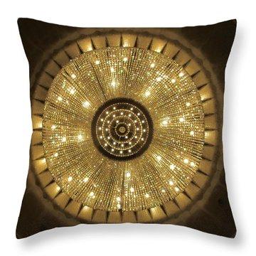 London Hilton Paddington 01 Throw Pillow