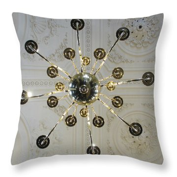 London St Martin In The Fields Throw Pillow