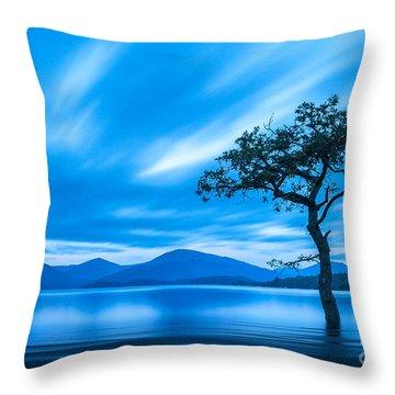 Lone Tree Milarrochy Bay Throw Pillow