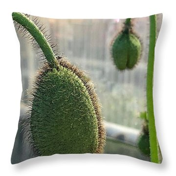 Loners Throw Pillow