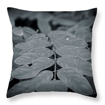 Long Angle Throw Pillow