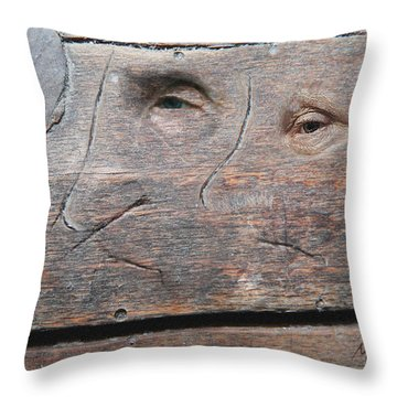 Long Love Throw Pillow
