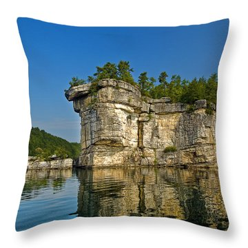 Long Point Throw Pillow