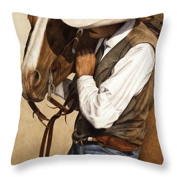 Equine Throw Pillows