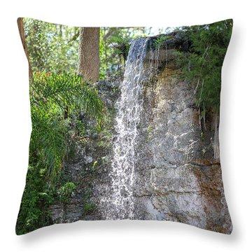 Long Waterfall Drop Throw Pillow