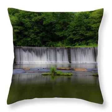 Long Waterfall Throw Pillow