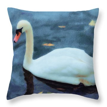 Look For Beauty And You Will Find It Throw Pillow
