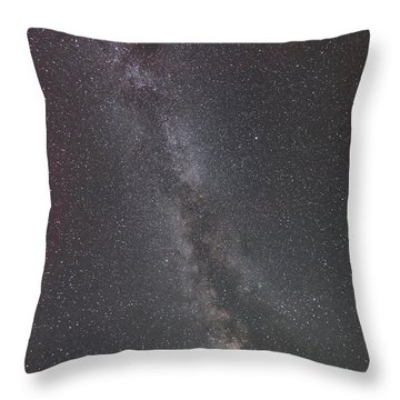 Throw Pillow featuring the photograph Look To The Heavens by Sandra Bronstein