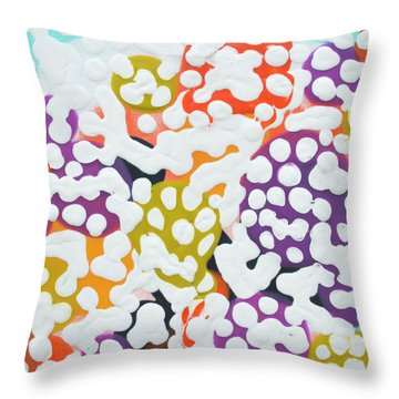 Look To The South Throw Pillow
