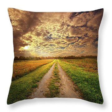 Looking Back On The Memory Of Throw Pillow