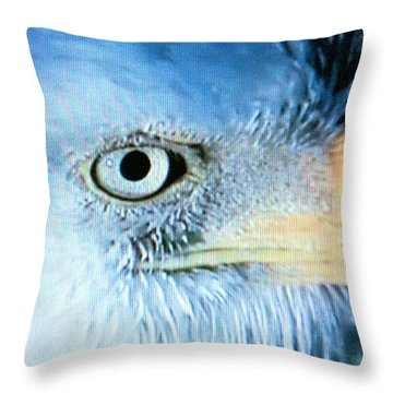 I See You Throw Pillow by Beverly Johnson