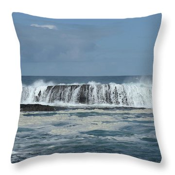 Loop Head Peninsula 1 Throw Pillow