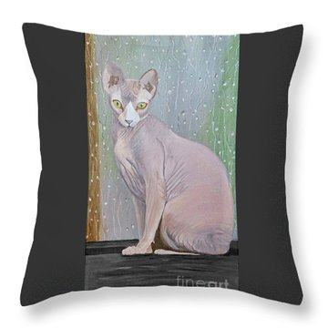Loopy Throw Pillow