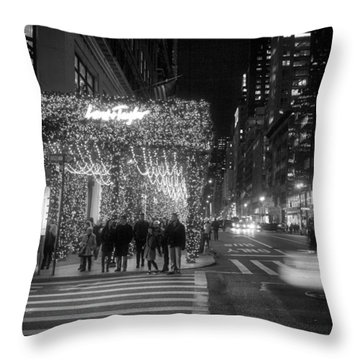 Lord And Taylor Throw Pillow