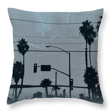 Palm Tree Throw Pillows