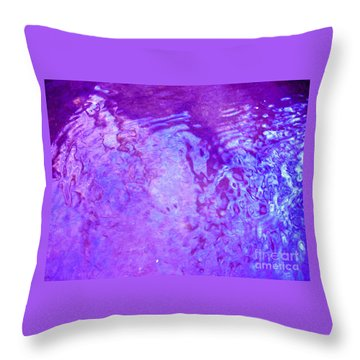 Lost - In The In-between Throw Pillow