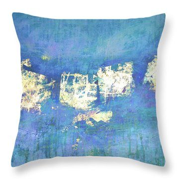 Lost And Found Throw Pillow by Filomena Booth