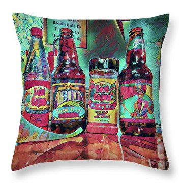 Throw Pillow featuring the photograph Lost Cajun  by Bitter Buffalo Photography