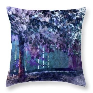 Lost In Reverie Throw Pillow