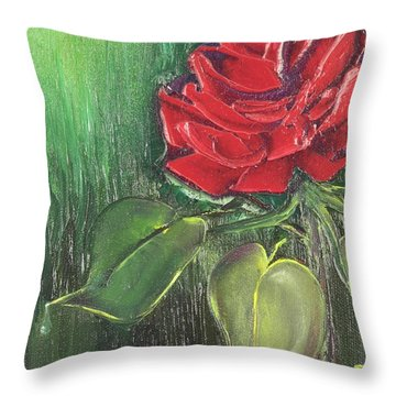 Lost Love Throw Pillow