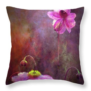 Lost Turning Away 3860 Lw_2 Throw Pillow