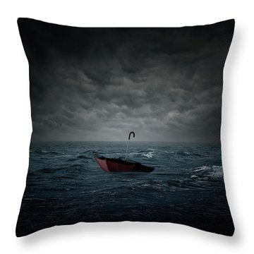 Lost Throw Pillows