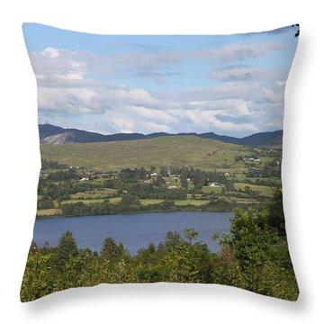 Lough Eske 4237 Throw Pillow