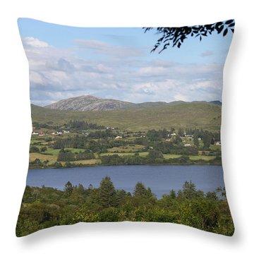 Lough Eske 4241 Throw Pillow