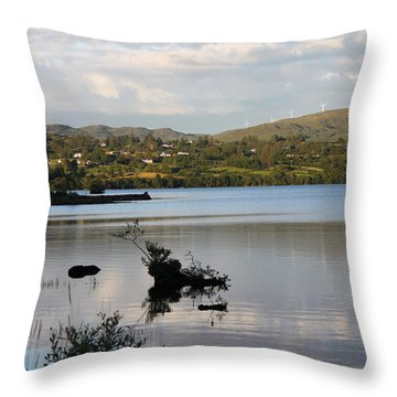 Lough Eske 4251 Throw Pillow