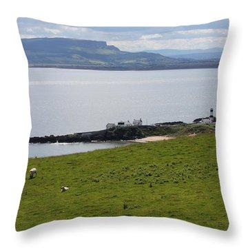 Lough Foyle 4210 Throw Pillow