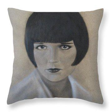 Louise Throw Pillow