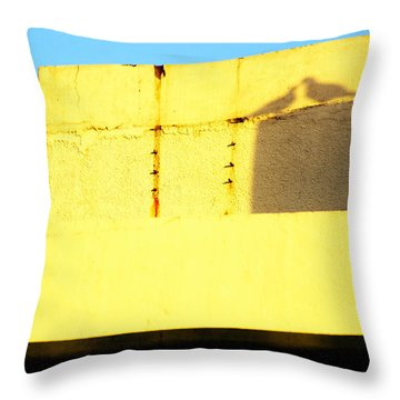Love Arranged By Nature Throw Pillow