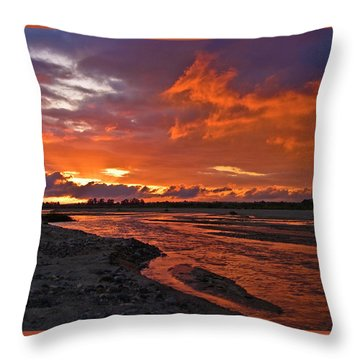 Love At First Light Throw Pillow