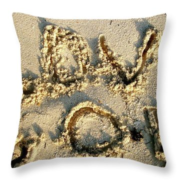 Love God Throw Pillow